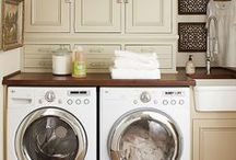 LAUNDRY ROOMS + MUD ROOMS
