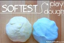 Clay/Dough Recipes
