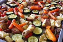 Healthy Eats / Healthier snacks and meals