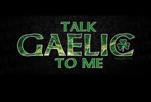 GAELIC / by Mikele