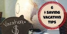 Budget Travel / Tips to save money on vacation: cheap travel, tips to save on those dream trips, and money savers for car, hotel and other rentals. If it saves you money on travel, it's here!