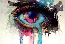 eYe see You / Eye art and eye drawings
