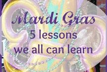 Mardi Gras / All things Mardi Gras, the traditions, food, decor and parties. Celebrate wherever you are! #MardiGras