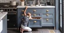 Kitchen Dreams / A girl can dream .... my favourite place in the house !
