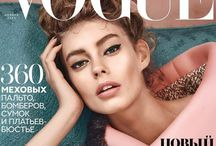 VOGUE covers / everything vogue