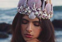 Coral Tiara