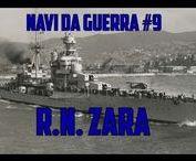 Navi da guerra - War ships
