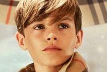 Boy fashion models **