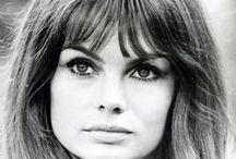 Z - Jean Shrimpton , sixties hot icon!