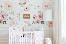 Nursery Idea / Chambre bébé