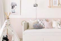 Kids Bedroom / Chambre enfants