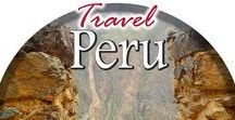 Travel Peru / Peru is a country in South America that has it all. From the Incan Ruin sites of Machu Picchu to Ollantaytambo, from the deserts of Huacachina, to Cusco, From Arequipa to Puno on Lake Titicaca, this place never stops impressing. Climbing in the Andes, or hanging out Lima is just as fun.