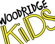 Children at Woodridge / The children's ministry seeks to build strong relationships with both children and their parents so that we can assist and support the encouragement and training of our children to be fully devoted followers of Christ.
