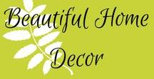 Beautiful Home Decor Inspiration / Beautiful home decor from furniture, throw pillow, design ideas and more