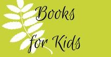 Books for Kids / Books for babies, toddlers, and kids. Coloring books, board books, picture books, chapter books, learning books