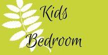 Kids Bedroom / All things kids bedroom, toddler bedroom, toddler bed, kids bedroom decor, bedding, kids artwork, twin bed, sleeping, reading books, playroom
