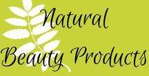 Natural Beauty Products / Natural beauty products, non toxic beauty products, natural hair products, natural hygiene products, natural skin care products, non-toxic, diy products, homemade products, organic makeup, green, cruelty free, bath, deodorant