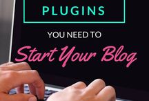 WordPress Plugins / This board covers WordPress and how you can use this to utilise your blog and business.