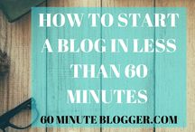 Bloggers Start Up Guide / This board will teach you how to start up an online blogging business from A-Z. This is from how to start a blog all the way to monetising your blog to make a profit. Must follow for all new bloggers!