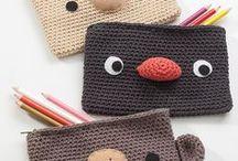 Knit & Crochet / knitting, crochet, knitting patterns, crochet patterns, knitting projects, knitting ideas, knit, crochet