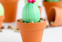 Spring DIY Ideas & Inspiration / Spring and Easter DIY and craft ideas