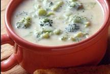 Soups / by Danielle Krenz Stoddard