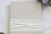 Party Invitations / Party Invitations and Stationery / by Oh So Beautiful Paper