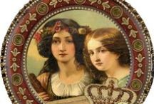 Junkin Gypsies / ~* Vintage Images and Mixed Media Artist Supply*~ http://www.junkingypsies.com/