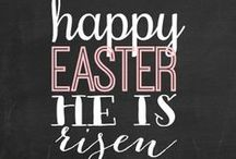 He is Risen :: Easter / Easter  / by Amanda Mays