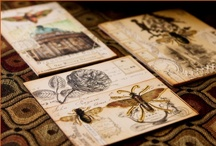 Paper Whimsy / by Jill Marcott-McCall ~* Feathers & Flight*~