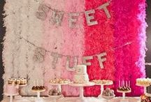 Holidays, Parties, and Entertaining / Holiday food/decorating, party ideas/themes, food and drinks for parties / by Charlotte Brooks