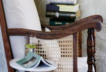 Books and reading corners
