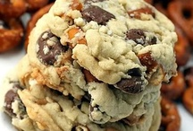 Cookies & Bars & Squares, Oh my! / by Dawn Mcconnell Palma