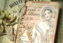 Art Journaling / The Art of Journaling