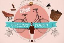 LOOKBOOK Chicas en Bici / Estilismo para bicicletas de paseo urbanas de chicas y mujeres de hoy.