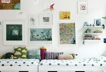 Home: Kids Rooms / by Oh So Beautiful Paper
