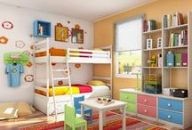 Kids Bedrooms and Playrooms