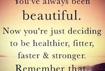 Fitness/weight loss motivation