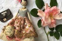 Art Dolls / Beautiful Dolls & Doll Creating