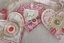 Banners* Buntings* Garlands & Festoons / Fabric Whimsy & Paperie / by Jill Marcott-McCall ~* Feathers & Flight*~