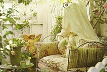 Quite Places / Peaceful Havens for Reading, Conversation or Daydreaming