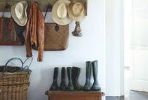 rustic rural / rustic country home living