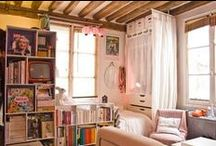 Apartment Ideas / by Charlotte Brooks