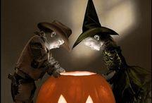 Halloweeeeeen!!! / by Barb Smith