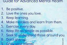 Mental concerns and support