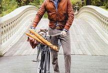 LOOKBOOK Ellos en Bici / Estilismos y looks para bicicletas urbanas masculinas