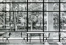glass / ouvertures, fenêtre, façade vitrée, window