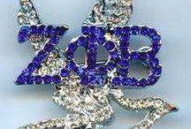 Zeta Phi Beta Sigma / Blue Phi inspiration
