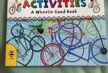 Bicycle spotting / Bicycles! Bike spotting here, there & everywhere, showing cycling as a fun activity for all ages
