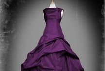 Purple Wedding Dresses, Decor and Accessories / From purple wedding dresses, to purple flowers, purple jewelry, purple invitations and so much more!  Everything you need for you purple wedding day! / by Avail & Company | Wedding Dresses and Bridal Gown Designer in the Chicago Illinois Area